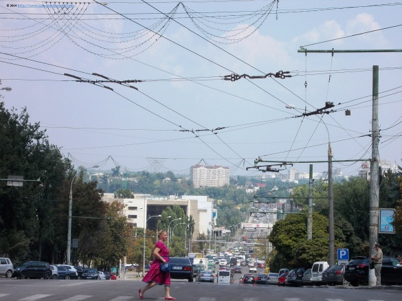 The last leg of my summer trip: Kishinev, Republic of Moldova